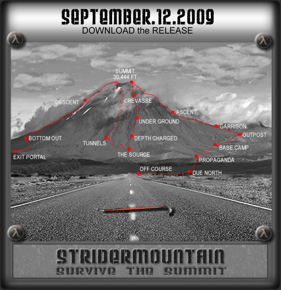 Strider Mountain Release Image