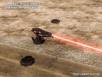Nod laser cannon