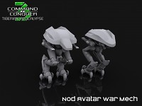 Nod Avatar War Mech - Design #2