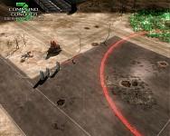 Powerplants and Barracks give build radius