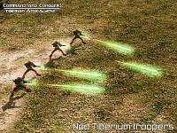 Nod tiberium troopers