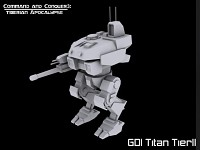 GDI Titan Tier 2