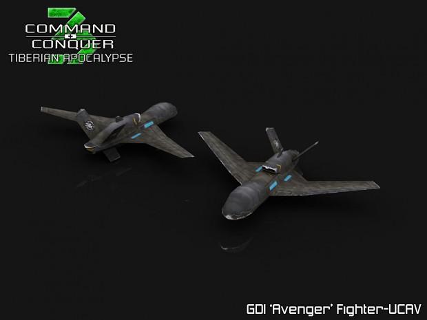 GDI Avenger UCAV