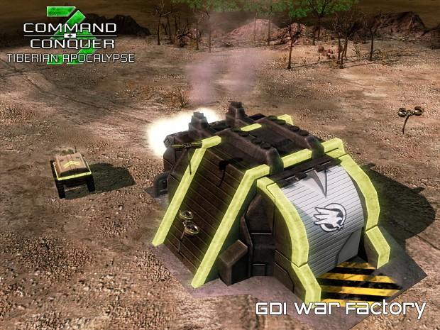 GDI War Factory