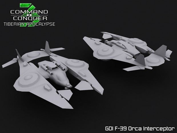 GDI F-39 Orca Interceptor