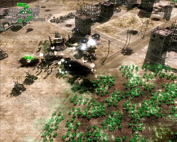 Tiberian Apocalypse Beta 1.4 Media