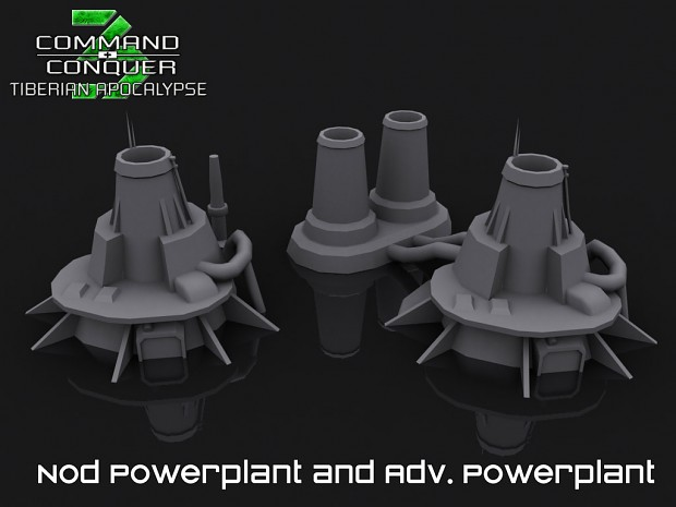 Nod Powerplant + Advanced Powerplant  *updated*