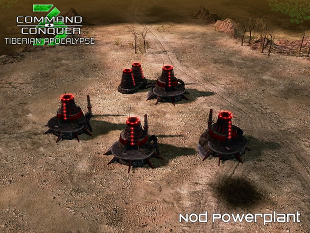 Nod Powerplant + Advanced Powerplant