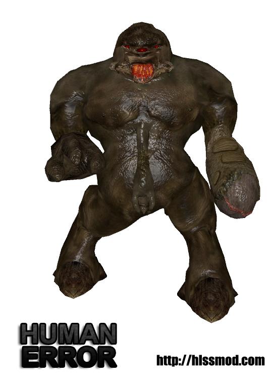 Alien Grunt model image - Human Error mod for Half-Life 2 ...