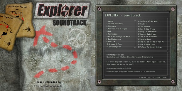 Soundtrack: Booklet