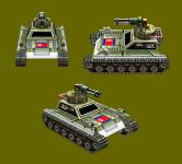 Centaur Gattling Tank