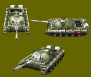 North Korean T-62 Ch'ŏnma-ho (Flying Tiger)
