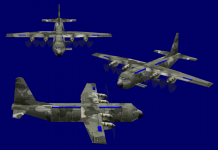 "AC-130 ""Spectre"" Airborne Gunship"