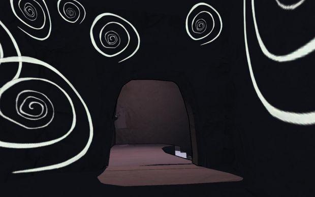 Roomette Spirals zone