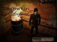 """Mike """"Leopard"""" Brenton"""