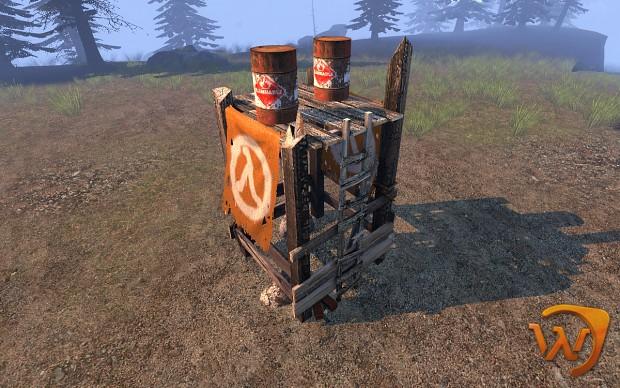 Rebel Barrel Trap