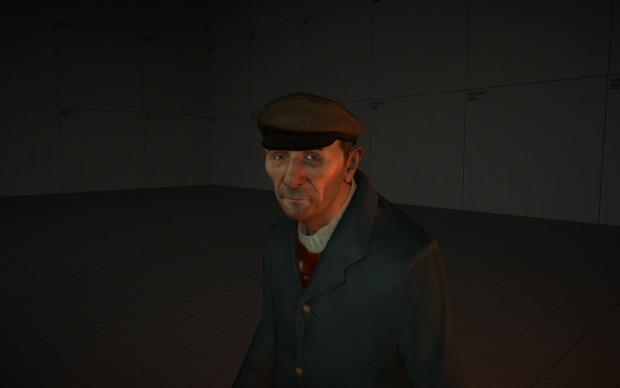 Subsurface scattering (skin) and Cloth shader
