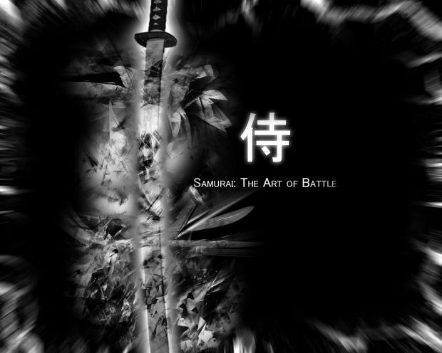 Samurai: The Art Of Battle Wallpaper v2