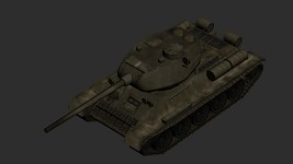 Updated T-34/85 pictures