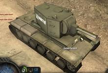 KV-2 Before