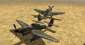 """Junkers Ju87 """"Stuka"""" Kanonenvogel"""