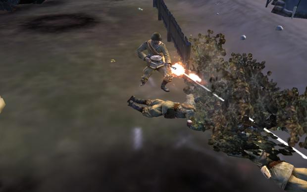 Degtyaryov Light Machine Gun