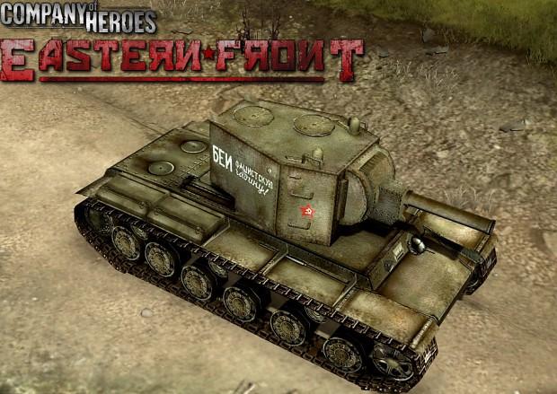 KV-2 After