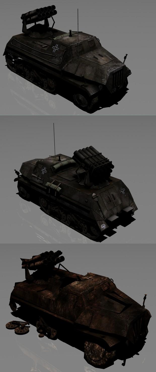 Final Panzerwerfer 42