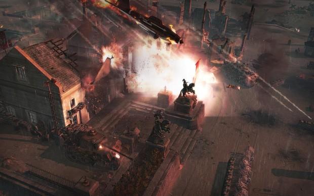 Action in Königsberg