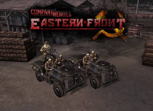The Ultimate SAS Recon Jeeps