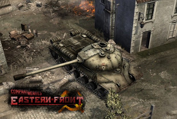 Hot on the heels of the recent Company of Heroes patch, the Eastern Front t