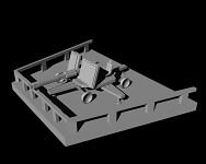 Balcony railgun for Atlantis (WIP)