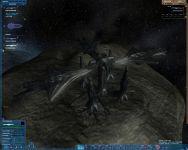 Wraith Asteroid Base