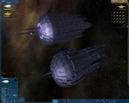 Old and New Replicator Cruiser