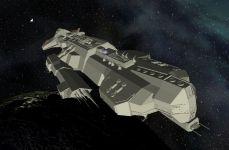 New Ancient Battleship (W.I.P.)