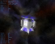 Asgard Satellite - untextured