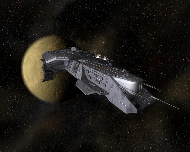 Bc-304 Taurus - WIP (Storyline ship)