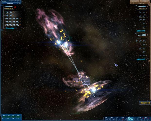Multiplayer Alpha test  #2
