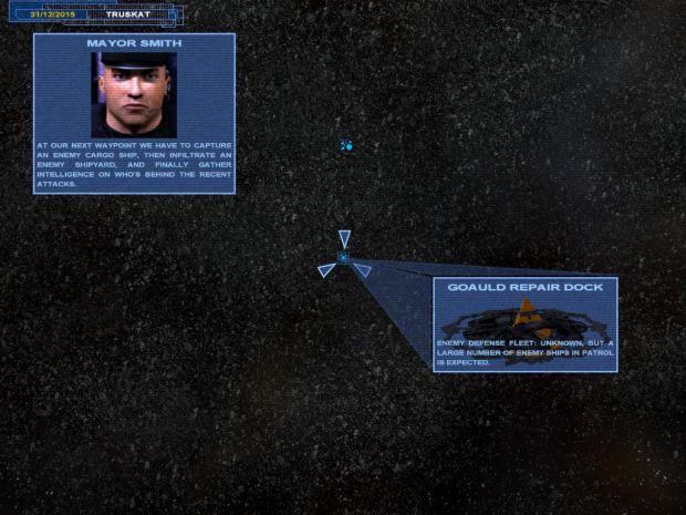 Stargate: War Begins Prequel Campaign briefing