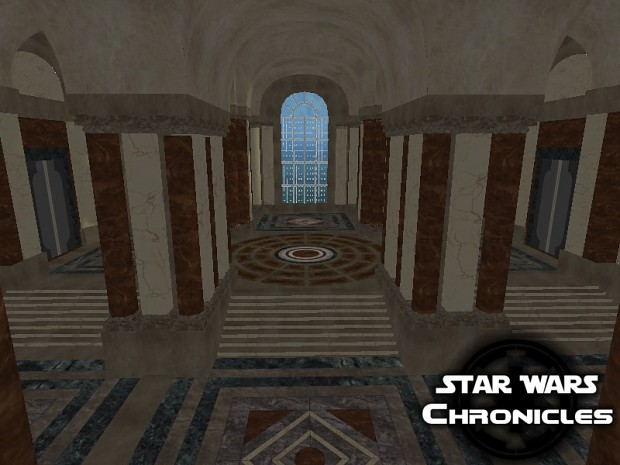 Ep1 Theed Palace Throne Room