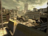 Screenshots from the map Boulevard