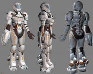 Valkyrie Suit Model