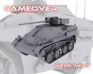 Weasel Model WIP Pic 1