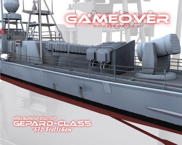 Gepard Class Ship 4