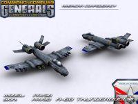 "American Confederacy A60 ""Thunderbolt III"""