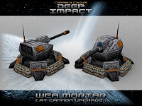 WEA Mortar Turret