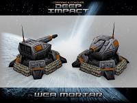 WEA Mortar Turret