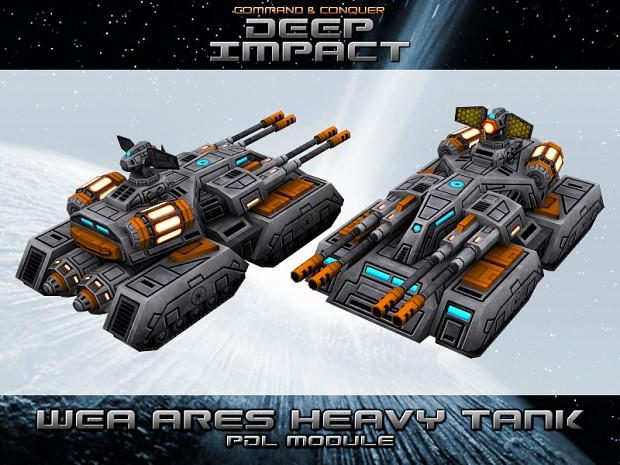 WEA Ares Tank - PDL Module