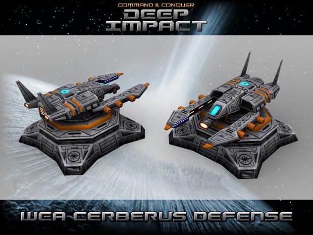 WEA Cerberus Turret