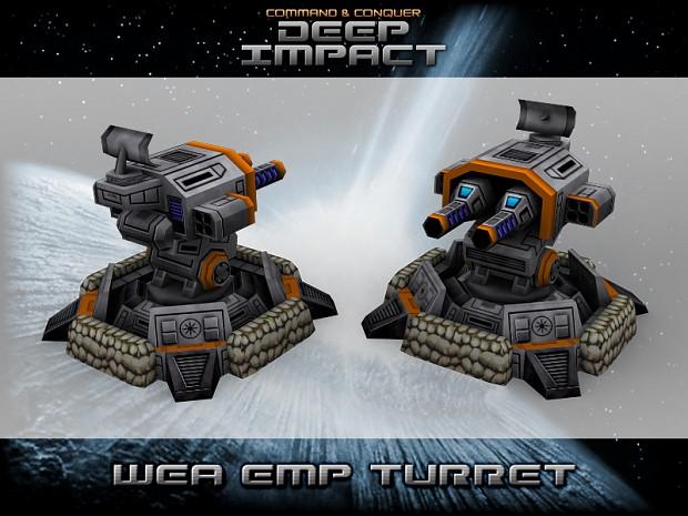 WEA EMP Turret